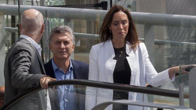 El bono divide a Macri, Vidal y Larreta