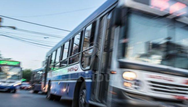 En enero casi se duplicará el gasto de transporte en un salario mínimo salteño