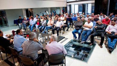 Municipales santafesinos definen su posición con el Bono que otorgó Nación