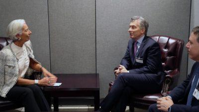 A pesar del FMI, advierten que no alcanzarán los dólares para terminar la gestión de Macri