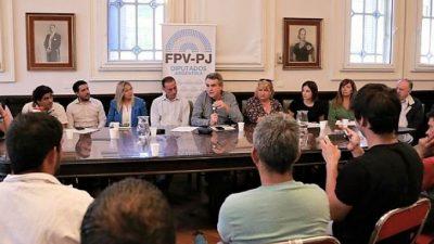 El municipio de Cañuelas pide la intervención de Diputados para evitar el cierre de Frigocarne