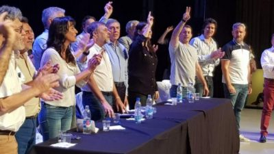 248 municipios cordobeses del PJ votarán conla provincia