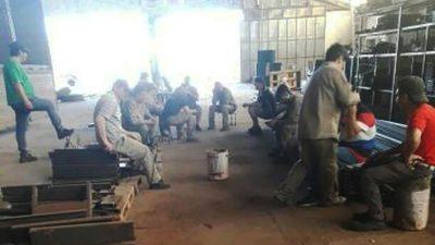 Hay 27 metalúrgicos de Villa María en riesgo de perder su fuente laboral