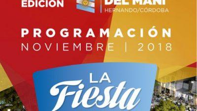 Hernando: Fiesta Nacional del Maní