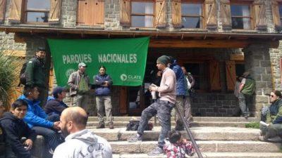 Parques Nacionales despidió a 19 brigadistas en Bariloche