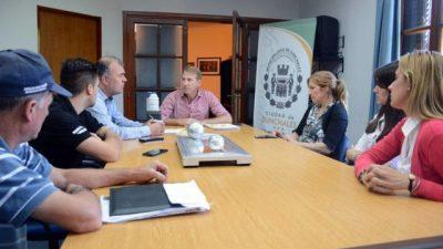 Soem y Municipalidad de Sunchales acordaron mejoras para los trabajadores municipales