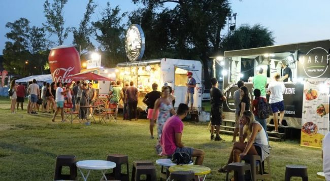 Se viene un festival de food trucks sanjuaninos en el Auditorio