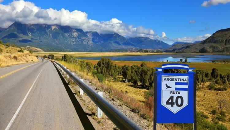 Rutas escénicas Argentinas