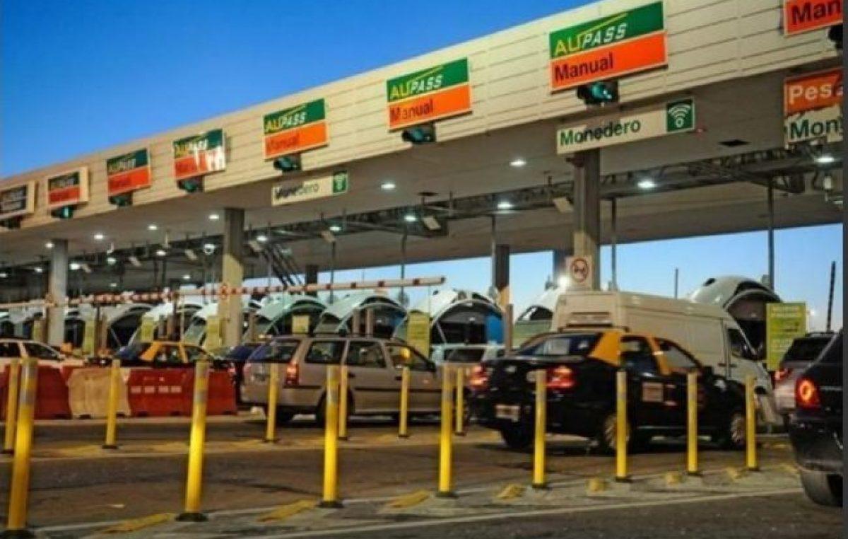 """Aumento de peajes: advierten que el Gobierno sólo busca generar """"fabulosas ganancias"""" para las empresas"""