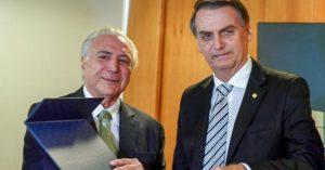 La aventura de Bolsonaro