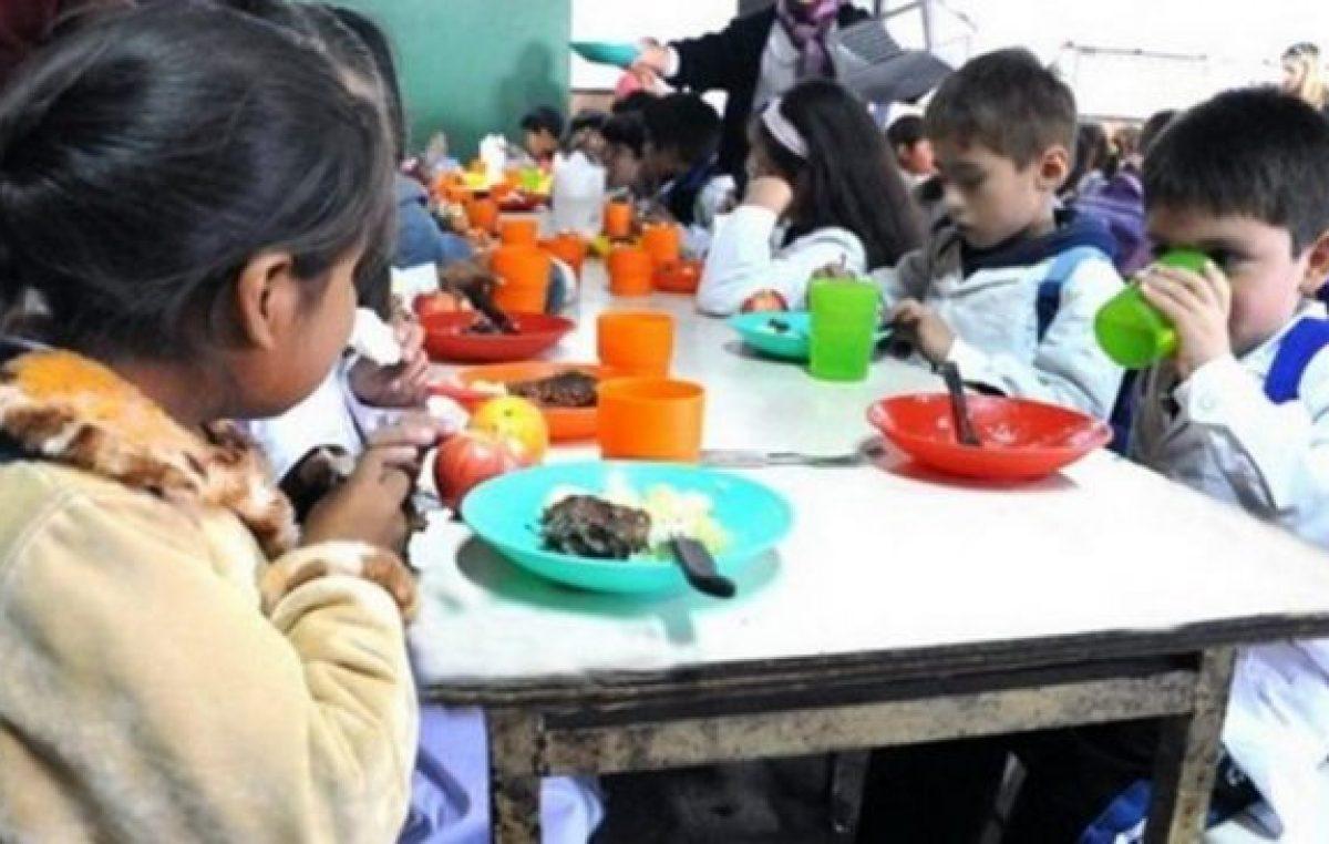 Granadero Baigorria: El Concejo exige información sobre las raciones que llegan a las escuelas comedor escolar