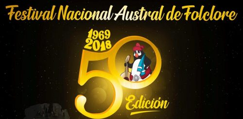 El Festival Nacional Austral del Folklore cumple 50 años