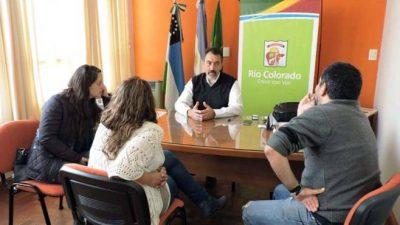 Intendente y gabinete de Río Colorado ponen topes a sus aumentos