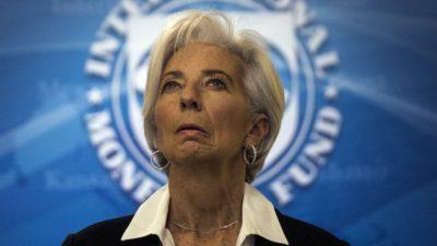 La estrategia del FMI