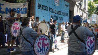 No hay conciliación obligatoria y se mantiene firme la medida de fuerza de los Municipales de Mar del Plata