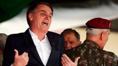 Bolsonaro redujo los ministerios