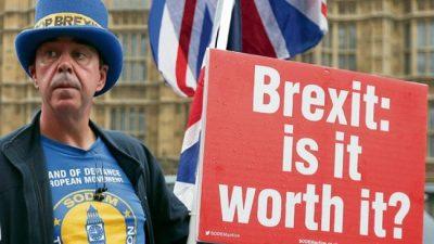 El precio del Brexit