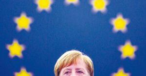 Un ejército europeo para Merkel y Macron