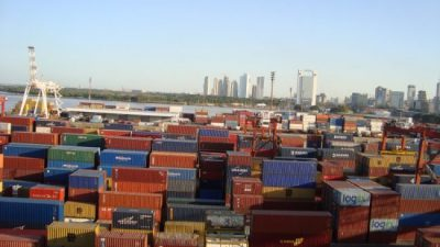 Apertura importadora a contramano