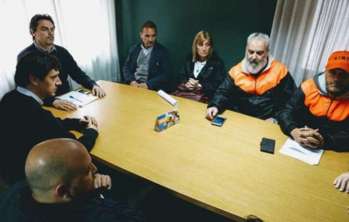 Tras la audiencia en Trabajo, los municipales de Tandil acataron la conciliación obligatoria