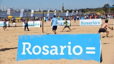 Juegos Nacionales de Playa Rosario 2018