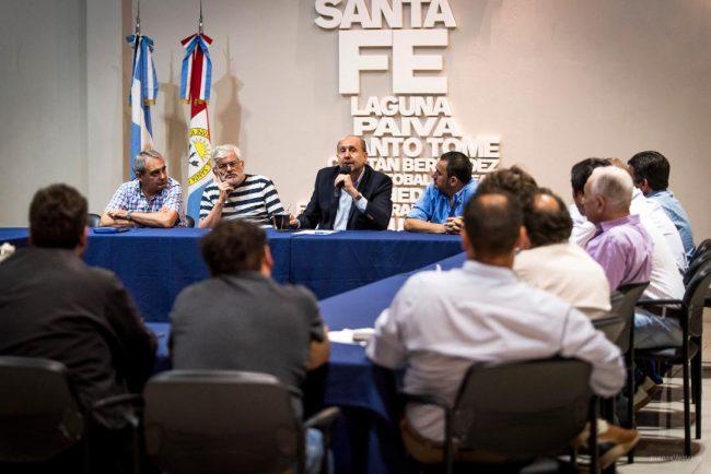 Santa Fe: Perotti ratificó su voto negativo al Presupuesto