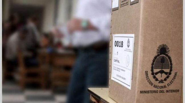 Estas son las comunas mendocinas que desdoblarán las elecciones