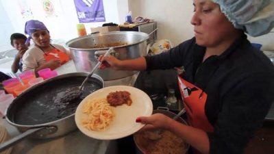 Catamarca: Los comedores de emergencia contienen a más de 4 mil personas