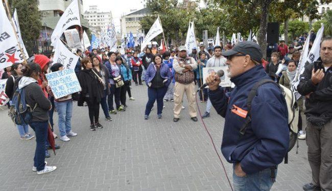 Jujuy: Seom presentó petitorio