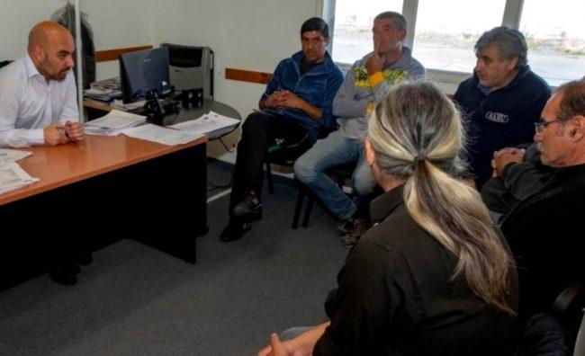 """Paritarias municipales en Rawson: """"Somos optimistas de acordar con los gremios"""""""