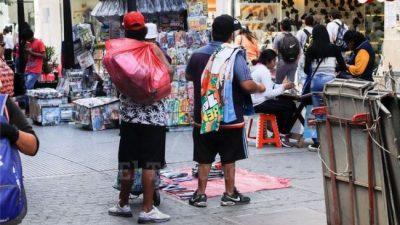 El trabajo más precario del país está en Salta y alrededores