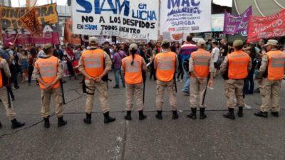 Noviembre: otro mes negro para la industria de Buenos Aires, con despidos en todos los sectores