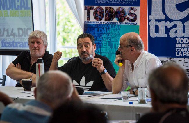 Carlos Tomada clausuró el Seminario de los Municipales de toda la Provincia de Santa Fe