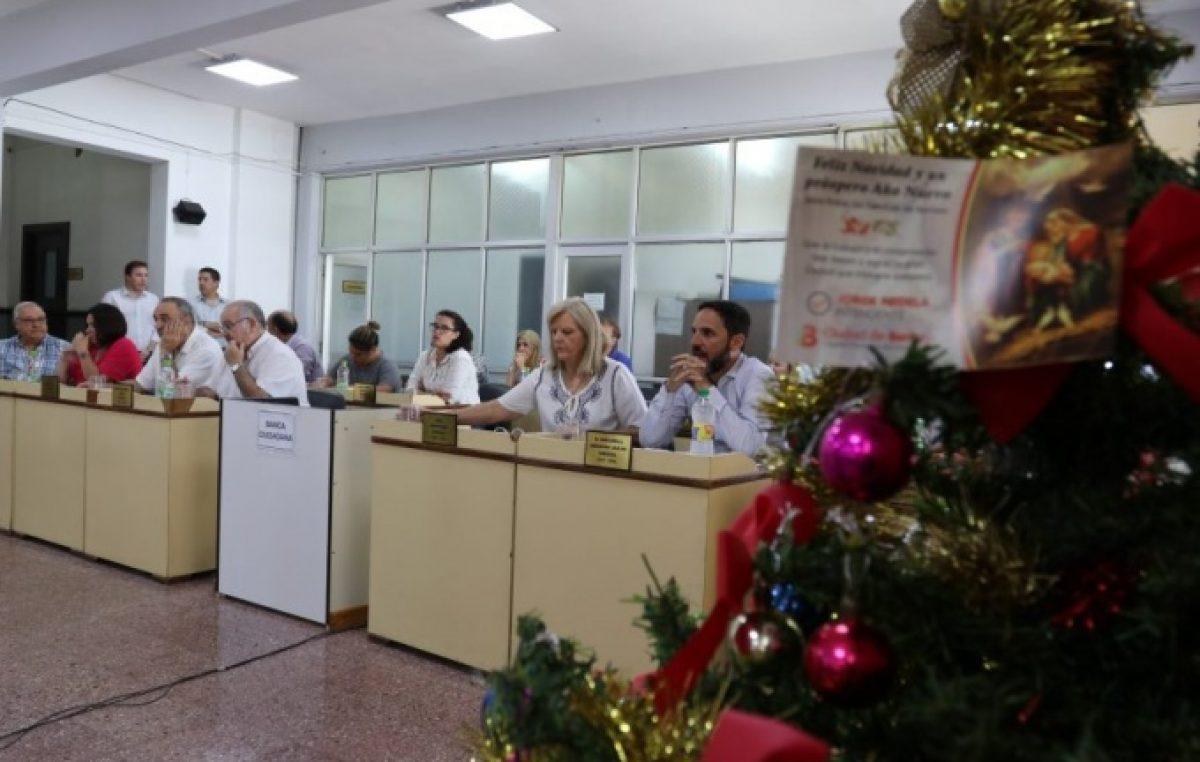 Berisso: se aprobó el polémico impuesto a la nafta que encontró el rechazo de transportistas