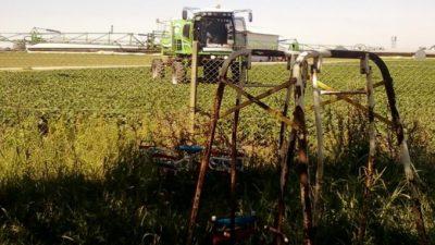 Preocupa en el interior bonaerense la aplicación indiscriminada de agroquímicos sobre zonas urbanas y suburbanas