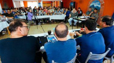 Municipales santafesinos debaten su futuro laboral de cara al Presupuesto 2019