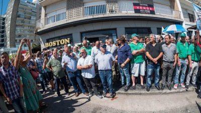 Mar del Plata: Suspendieron el desalojo de la Boston y se abre una esperanza para los trabajadores