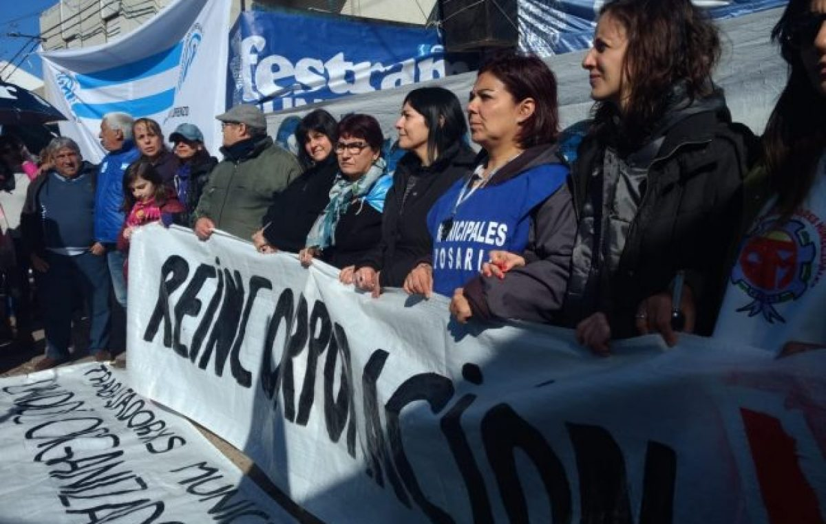 Fallo a favor de los Trabajadores Municipales despedidos en Fray Luis Beltrán