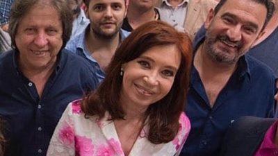 Santa Fe: Leoni se reunió con Cristina Kirchner