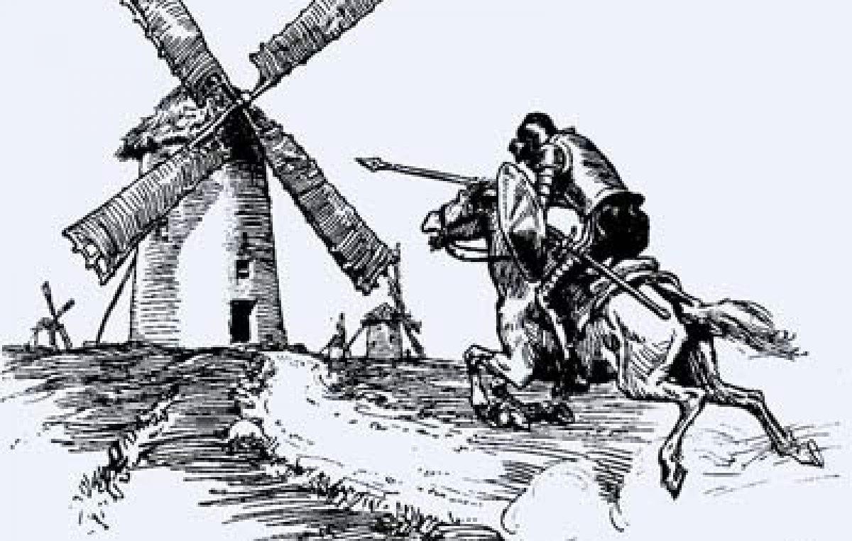 Don Quijote o la posverdad