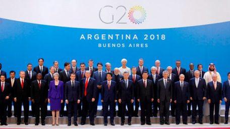 G-20 y macrismo explícito