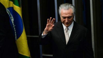 ¿Brasil se borra?