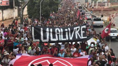 Cajonea la Justicia brasileña el hábeas de Lula