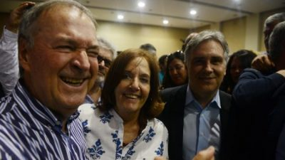 Córdoba: Schiaretti habló como candidato y eligió a Mestrecomo rival
