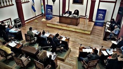 Mendoza: dietazo de los concejales en Guaymallén