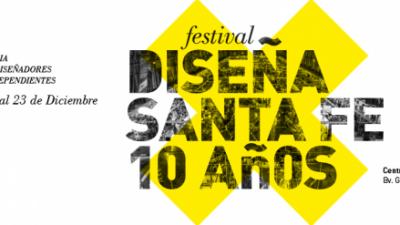 Diseña Santa Fe: las industrias creativas se muestran en la Belgrano