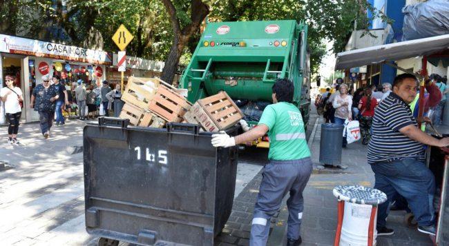 Basura: por ahora, los vecinos cordobeses no ven mejoras con elnuevo sistema