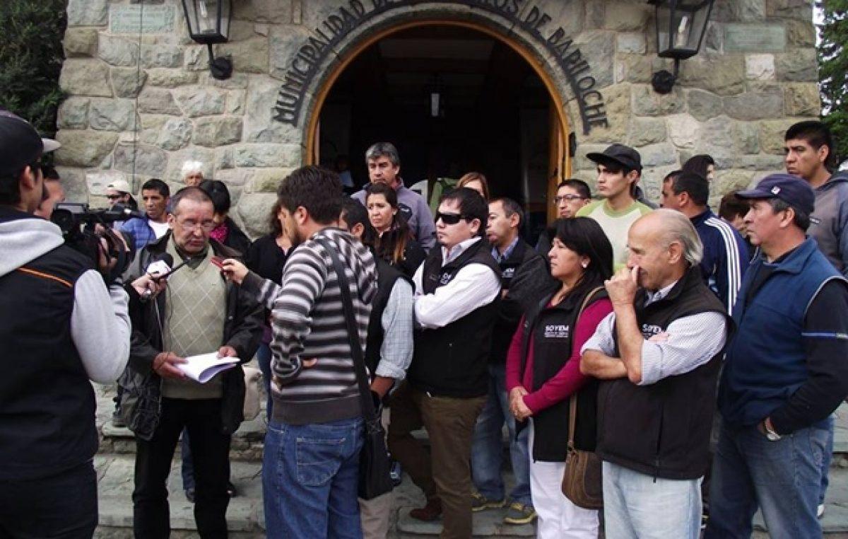 SOYEM Bariloche: aceptaron la suma fija, pero seguirán luchando por un 30 por ciento que se incorpore al sueldo