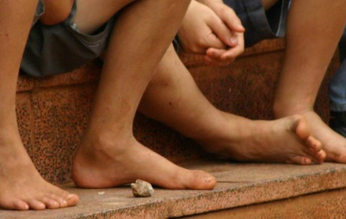 Casi la mitad de los niños y adolescentes viven en la pobreza, según Unicef