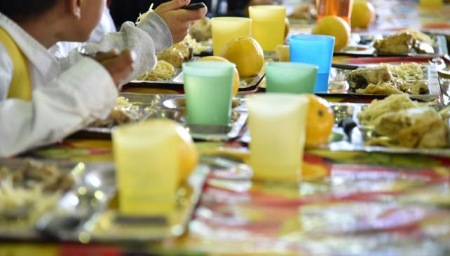 En Canals, el Paicor asegura el almuerzo para 430 niños en enero